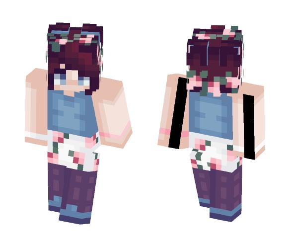 ???? | bitmoji me - Female Minecraft Skins - image 1
