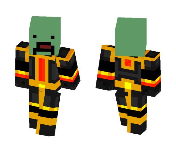 Unturned Zombie Armor - Male Minecraft Skins - image 1