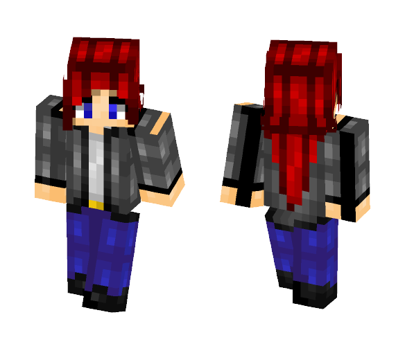 Progression ~♥ 30 Sub Hype - Female Minecraft Skins - image 1