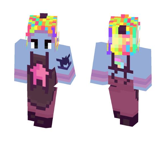 Bismuth (My AU) - Other Minecraft Skins - image 1
