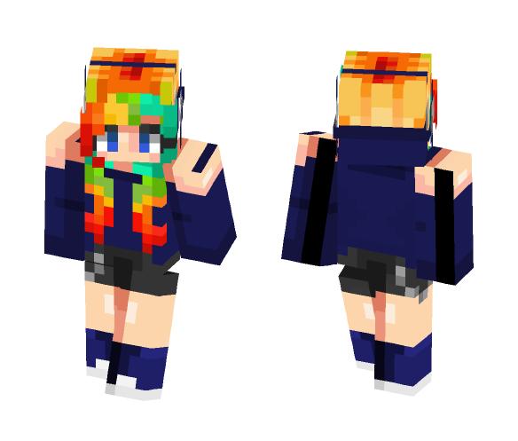 Heart | Request - Female Minecraft Skins - image 1