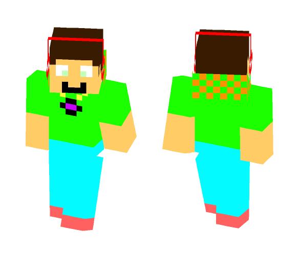 Crazym312 - Male Minecraft Skins - image 1
