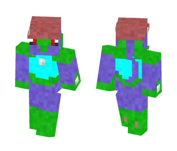 OPLucario - Male Minecraft Skins - image 1