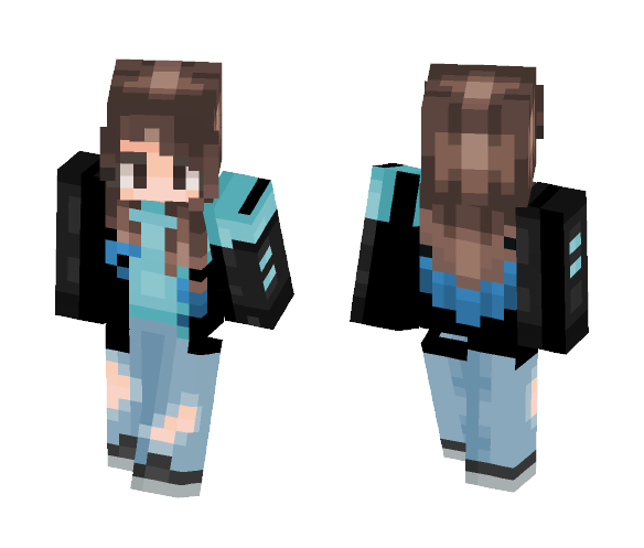 For A Friend - Female Minecraft Skins - image 1