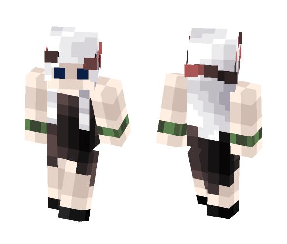 4 bit Black Roses - Female Minecraft Skins - image 1