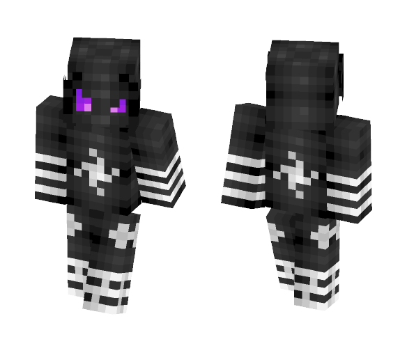 ~Black ghost~ - Other Minecraft Skins - image 1