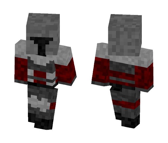 Death Knight - Male Minecraft Skins - image 1