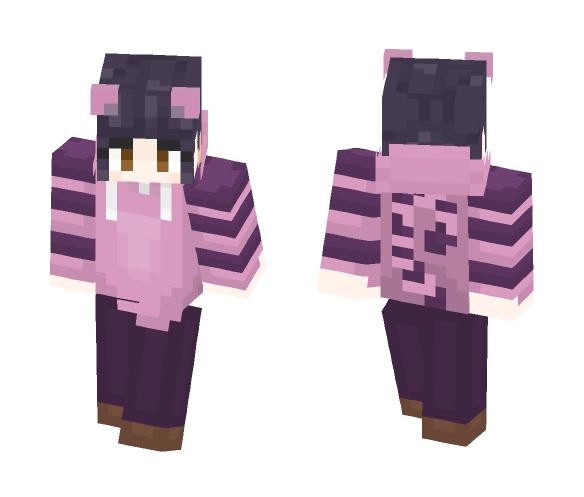 Cheshire Cat Inspired - Cat Minecraft Skins - image 1