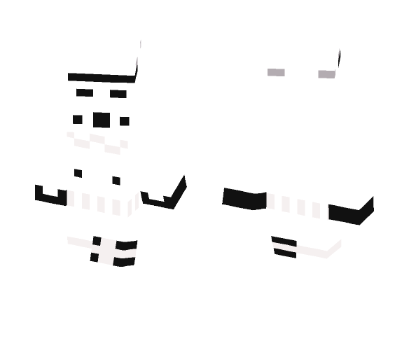 Storm Trooper - Male Minecraft Skins - image 1
