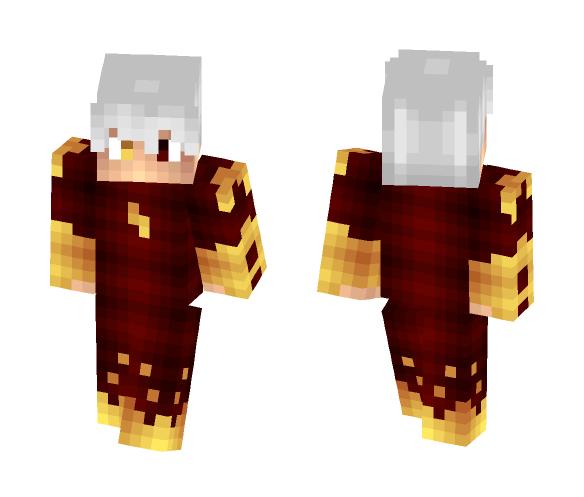 I'ts PvP boy - Boy Minecraft Skins - image 1
