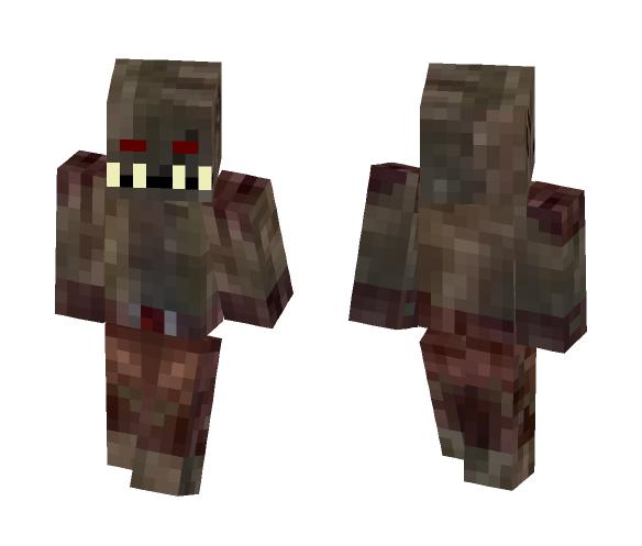 Goblin Warrior - Male Minecraft Skins - image 1