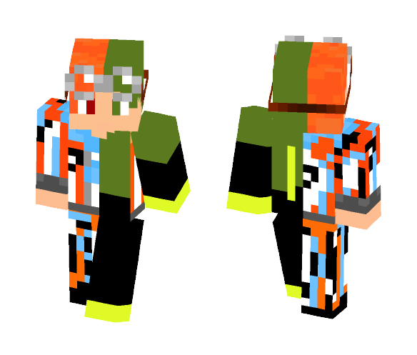 Dusty Cropslinger - Male Minecraft Skins - image 1