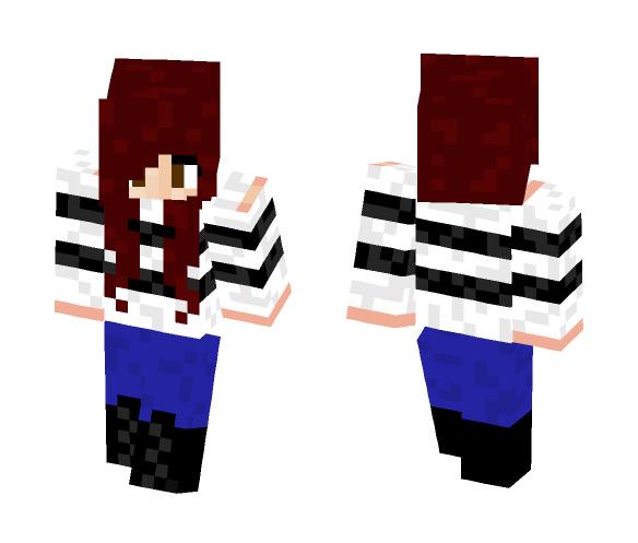 My Skin (SkoiGames) - Female Minecraft Skins - image 1