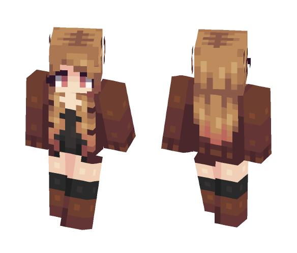 e.v.o.l - Female Minecraft Skins - image 1