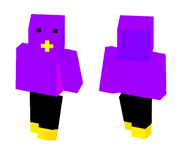 Drifloon - Male Minecraft Skins - image 1