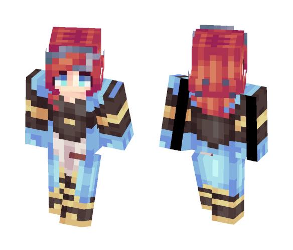 ◊€∆†◊ | [Request] Mage - Female Minecraft Skins - image 1