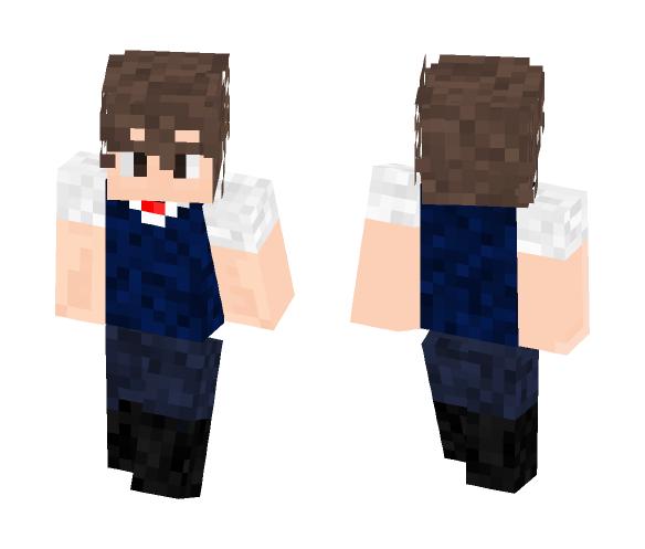 Melchior Gabor (Spring Awakening) - Male Minecraft Skins - image 1