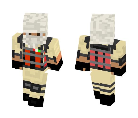 Desert Bomber - Male Minecraft Skins - image 1