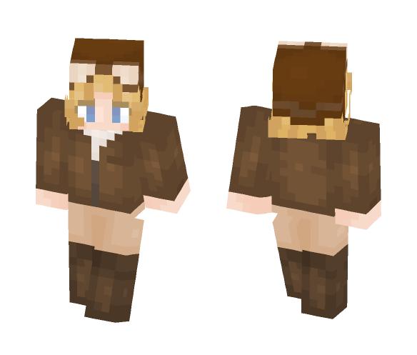 Amelia Earhart - Female Minecraft Skins - image 1