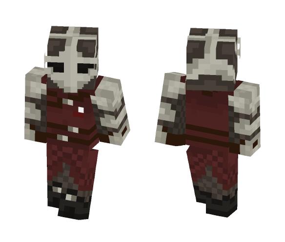 Chris www.medievalcraft.de - Male Minecraft Skins - image 1