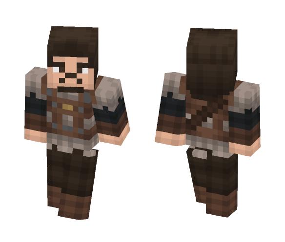 Uhtred - Male Minecraft Skins - image 1