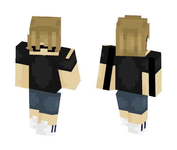 Real Me - Summer Skin - Male Minecraft Skins - image 1