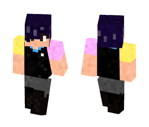 space kid - Female Minecraft Skins - image 1