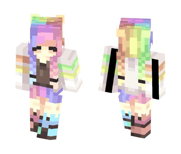 Marseil / - Female Minecraft Skins - image 1