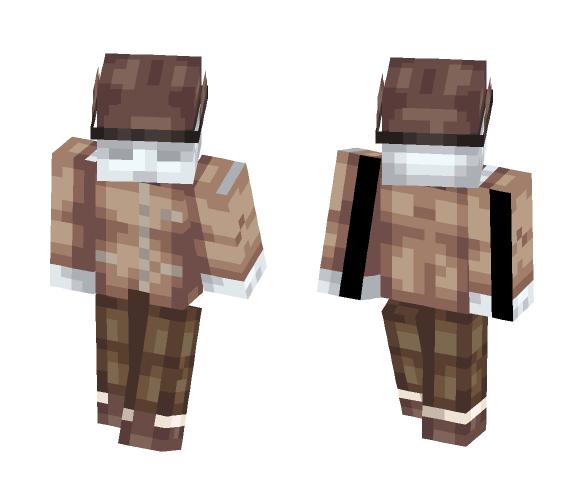 Manné Kinn - Other Minecraft Skins - image 1