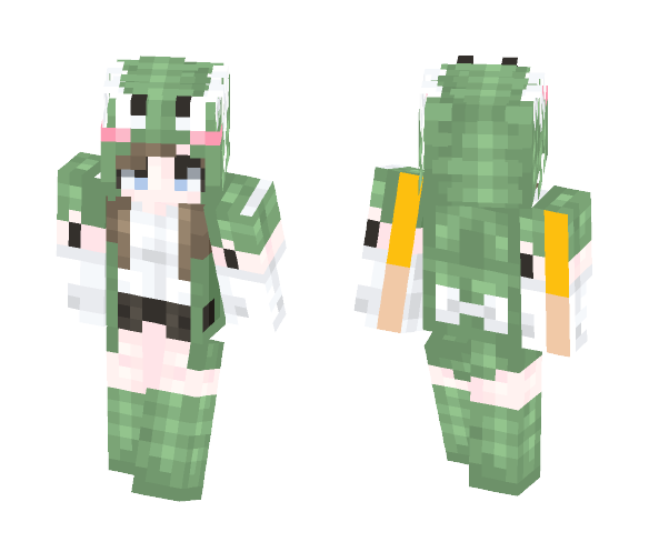 Froggo - Female Minecraft Skins - image 1