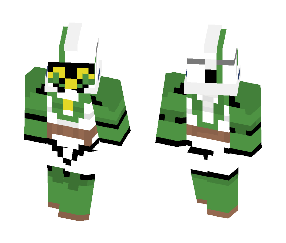 Commander Doom's Trooper #1 - Male Minecraft Skins - image 1