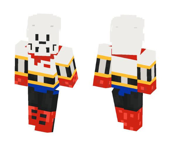 Papyrus Skeleton - Male Minecraft Skins - image 1