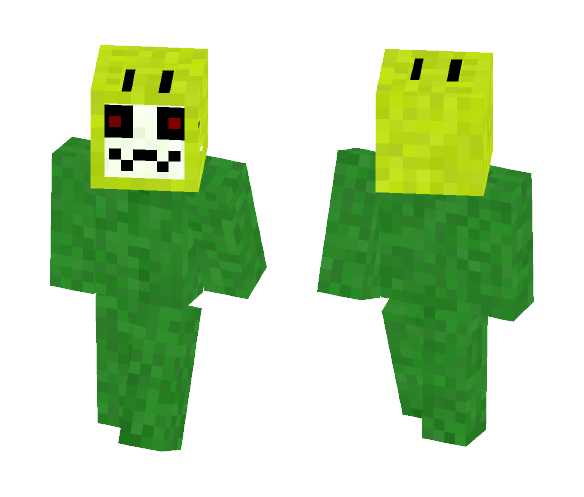 Flowey (Undertale) - By LuxrayBoy8 - Other Minecraft Skins - image 1