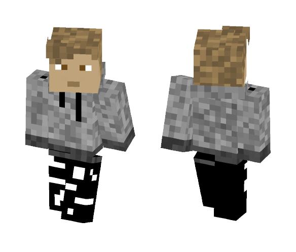 Casual Teen - Male Minecraft Skins - image 1