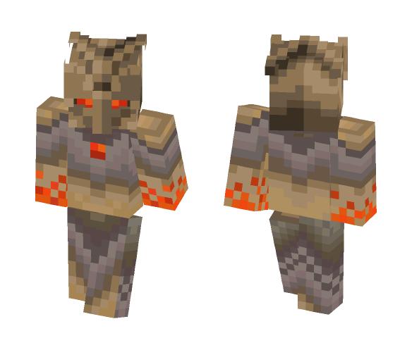 Devils Guard - Male Minecraft Skins - image 1