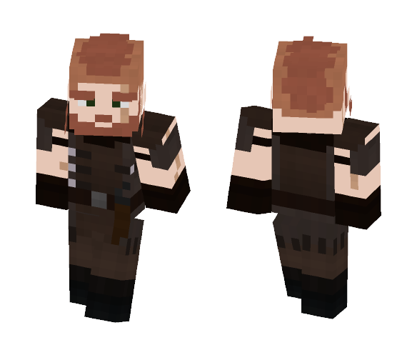 Some sort of Leather Armour - Male Minecraft Skins - image 1