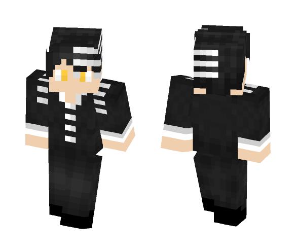 Death the Kid - Male Minecraft Skins - image 1