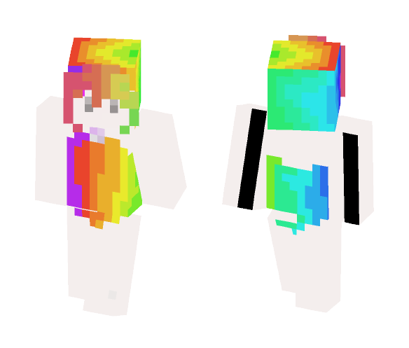 Iris Quartz - Interchangeable Minecraft Skins - image 1