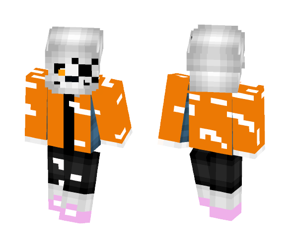 Corrupted 101 - Male Minecraft Skins - image 1