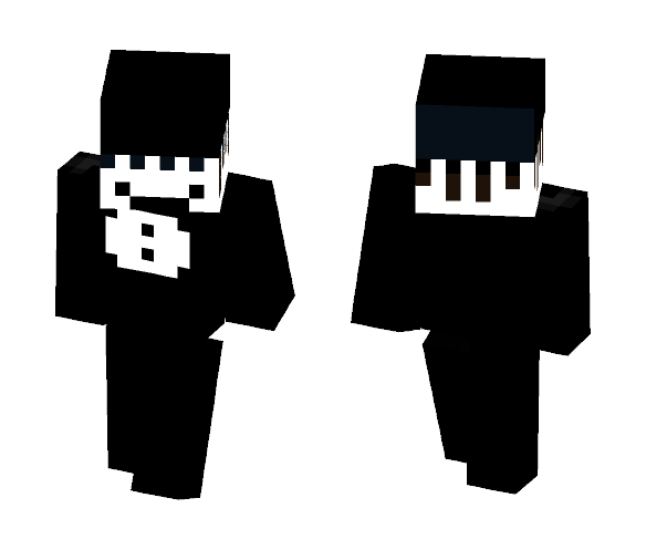 Bendy - Male Minecraft Skins - image 1