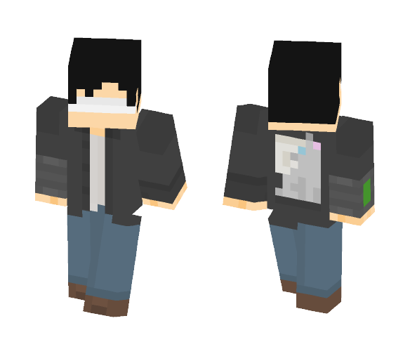 Jckfrbn (Hey look its me!) - Male Minecraft Skins - image 1