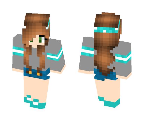 Headband - Female Minecraft Skins - image 1