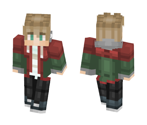 New Sweater - Male Minecraft Skins - image 1