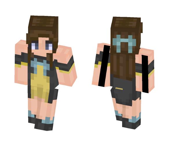 Ariana - OC - Female Minecraft Skins - image 1