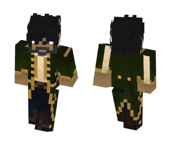 Khavel, l'havane - Male Minecraft Skins - image 1