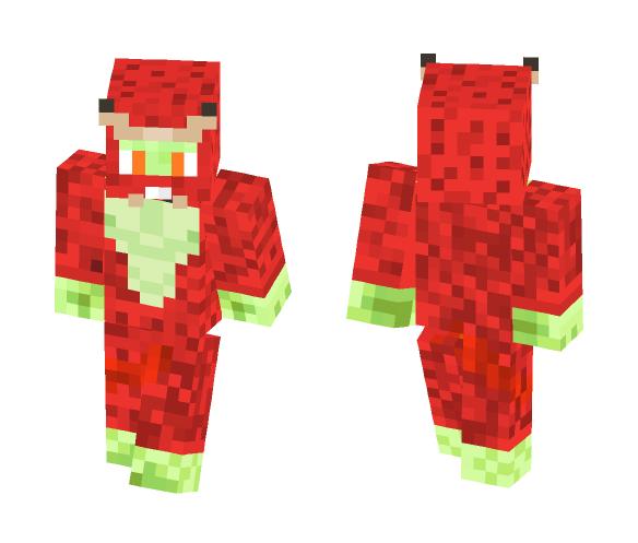Son Goku - Male Minecraft Skins - image 1