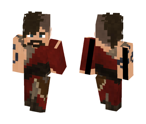 Gowdat moine - Male Minecraft Skins - image 1