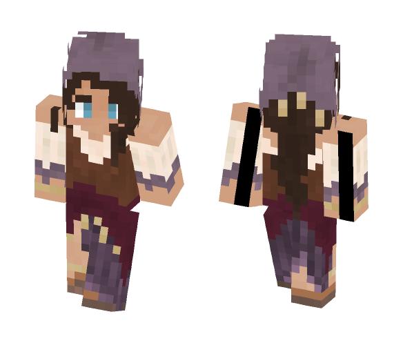 Swann d'egypte - Female Minecraft Skins - image 1