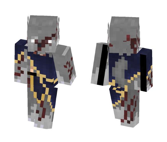 Aetherys : Grey Wolf #1 - Male Minecraft Skins - image 1