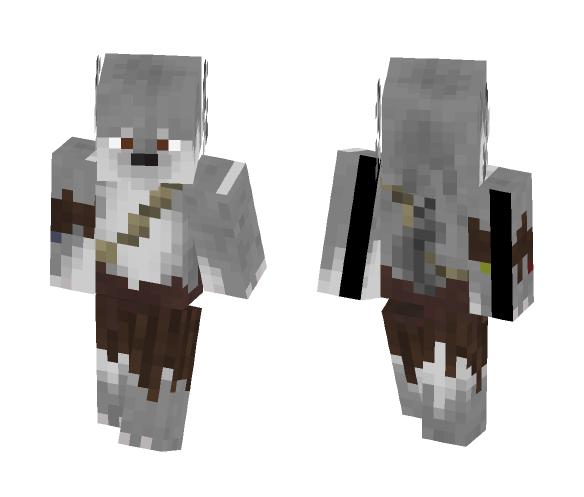 Aetherys : Grey Wolf #2 - Male Minecraft Skins - image 1